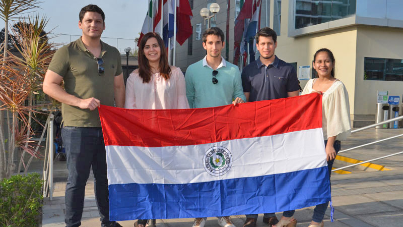 usil paraguay