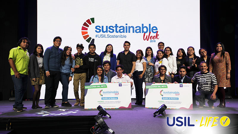 SUSTAINABLE WEEK 2018